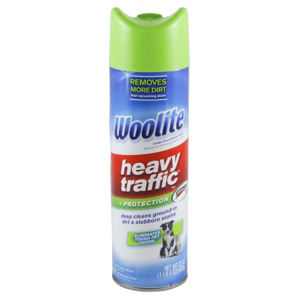 Woolite Heavy Traffic Foam Carpet Cleaner 22 Oz Meijer Com