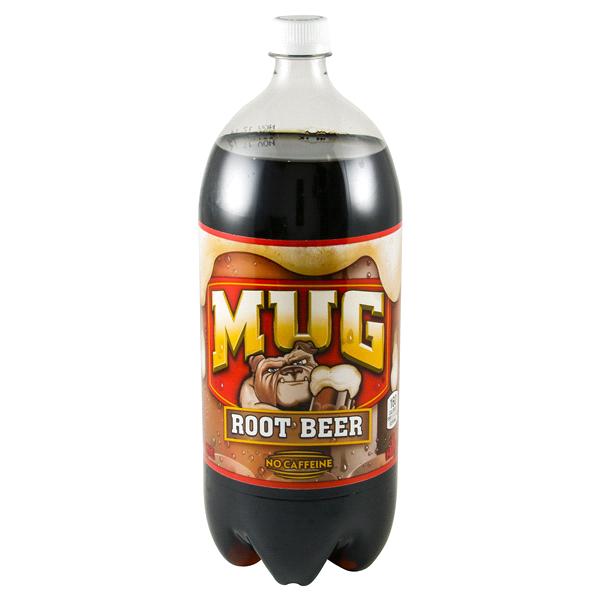 Mug Root Beer 2 Liter