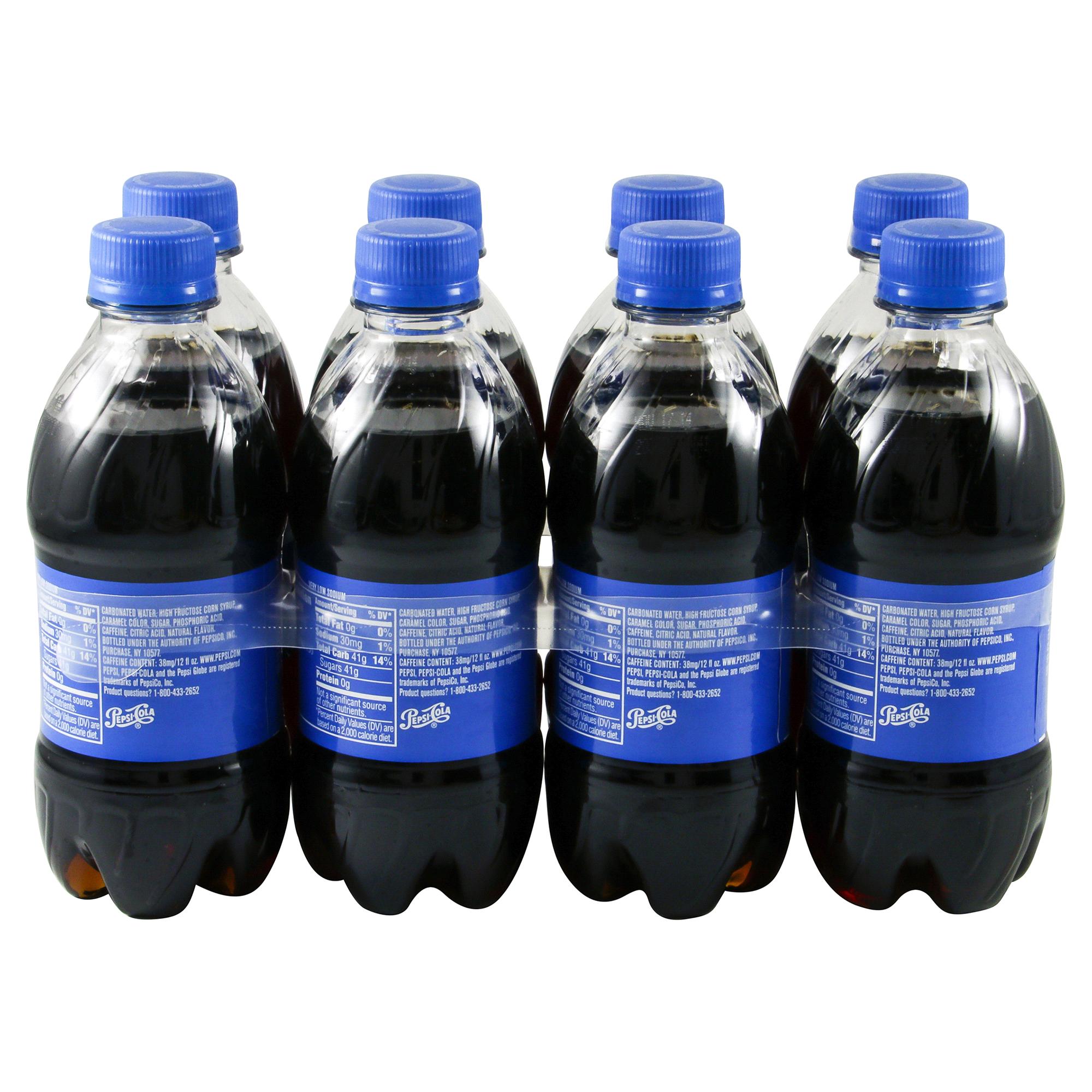 Pepsi 12 oz. 8 pk. plastic bottles | Meijer.com