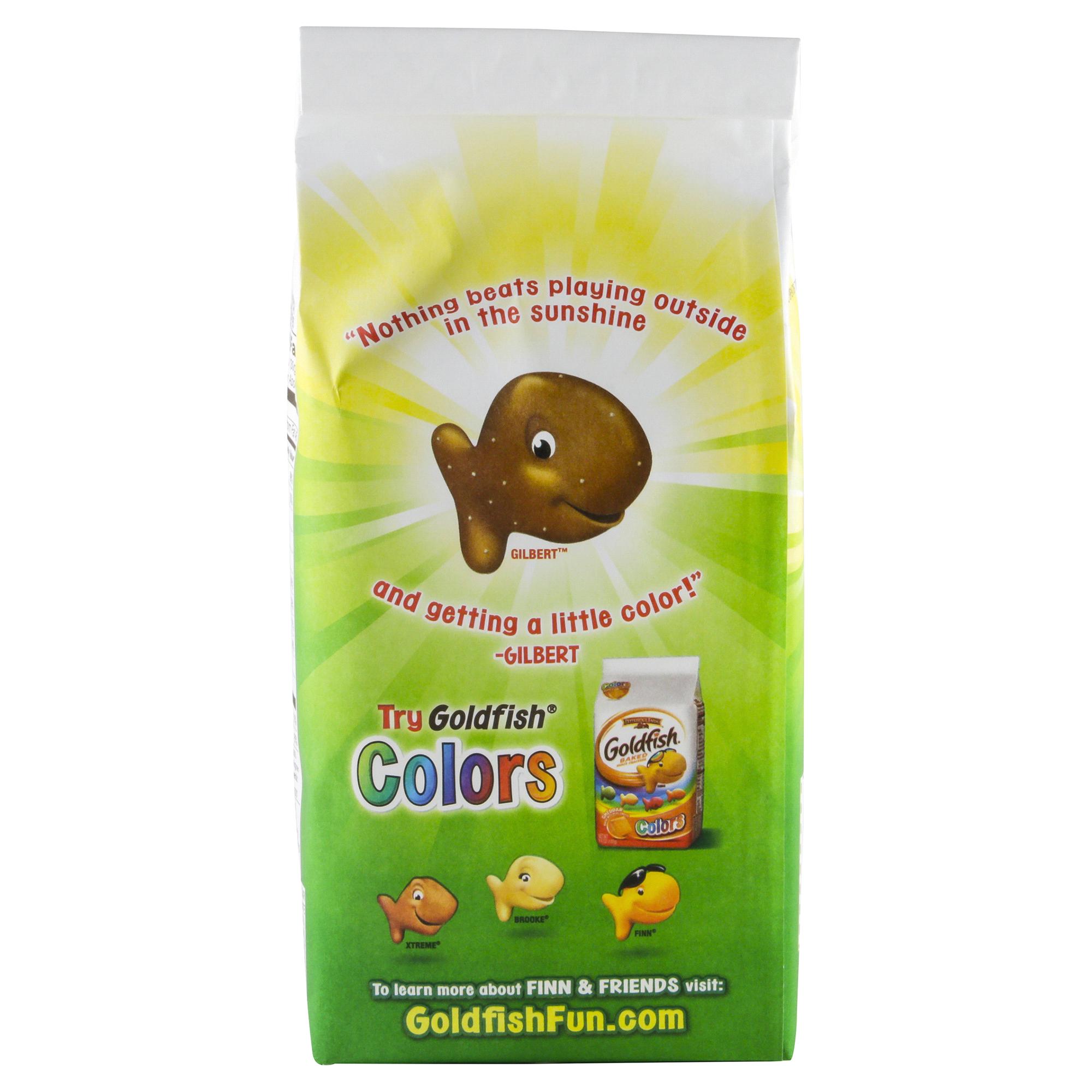 Pepperidge Farm Goldfish Crackers Parmesan - 6.6 oz | Meijer.com