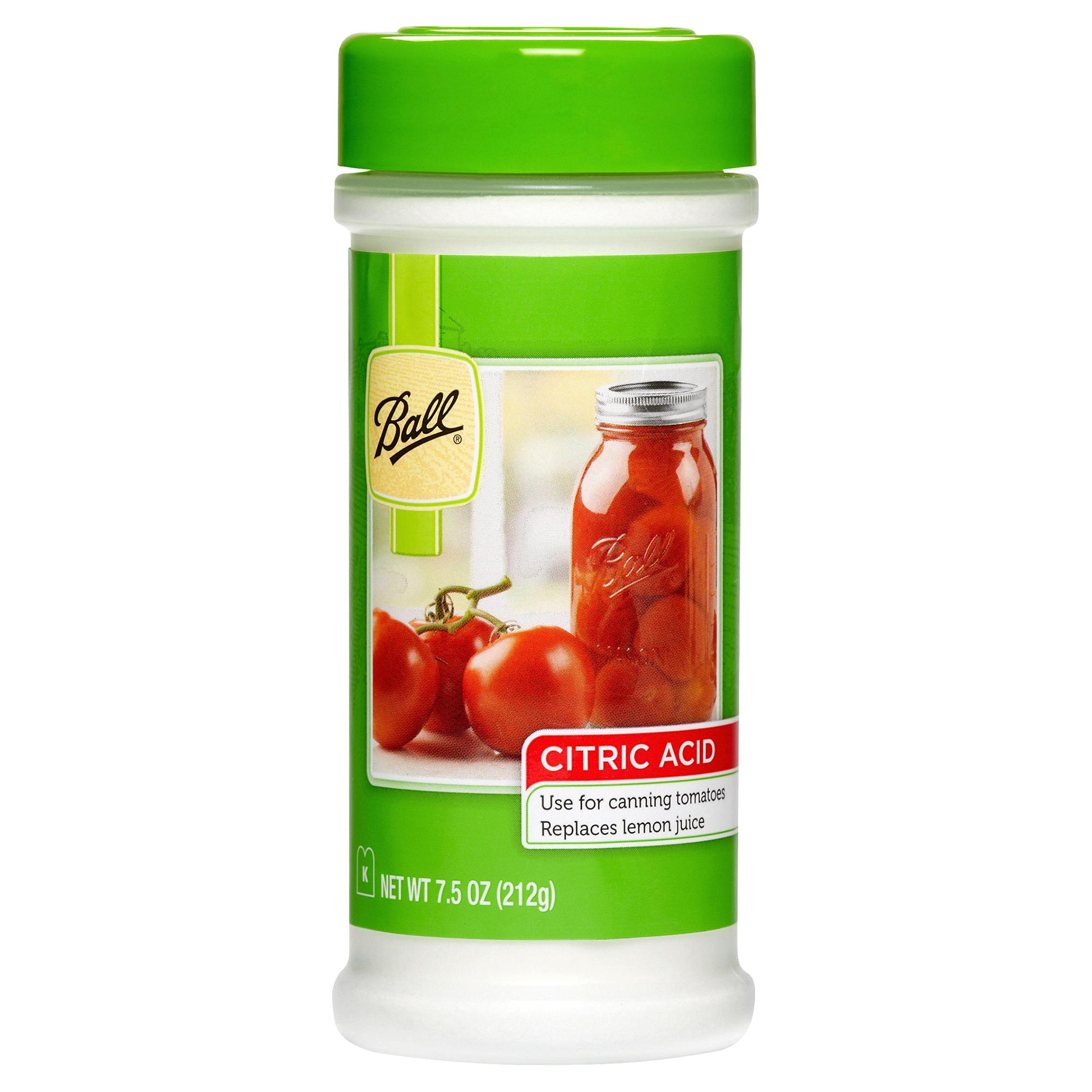 canning com ballreg citric acid 7 5 oz