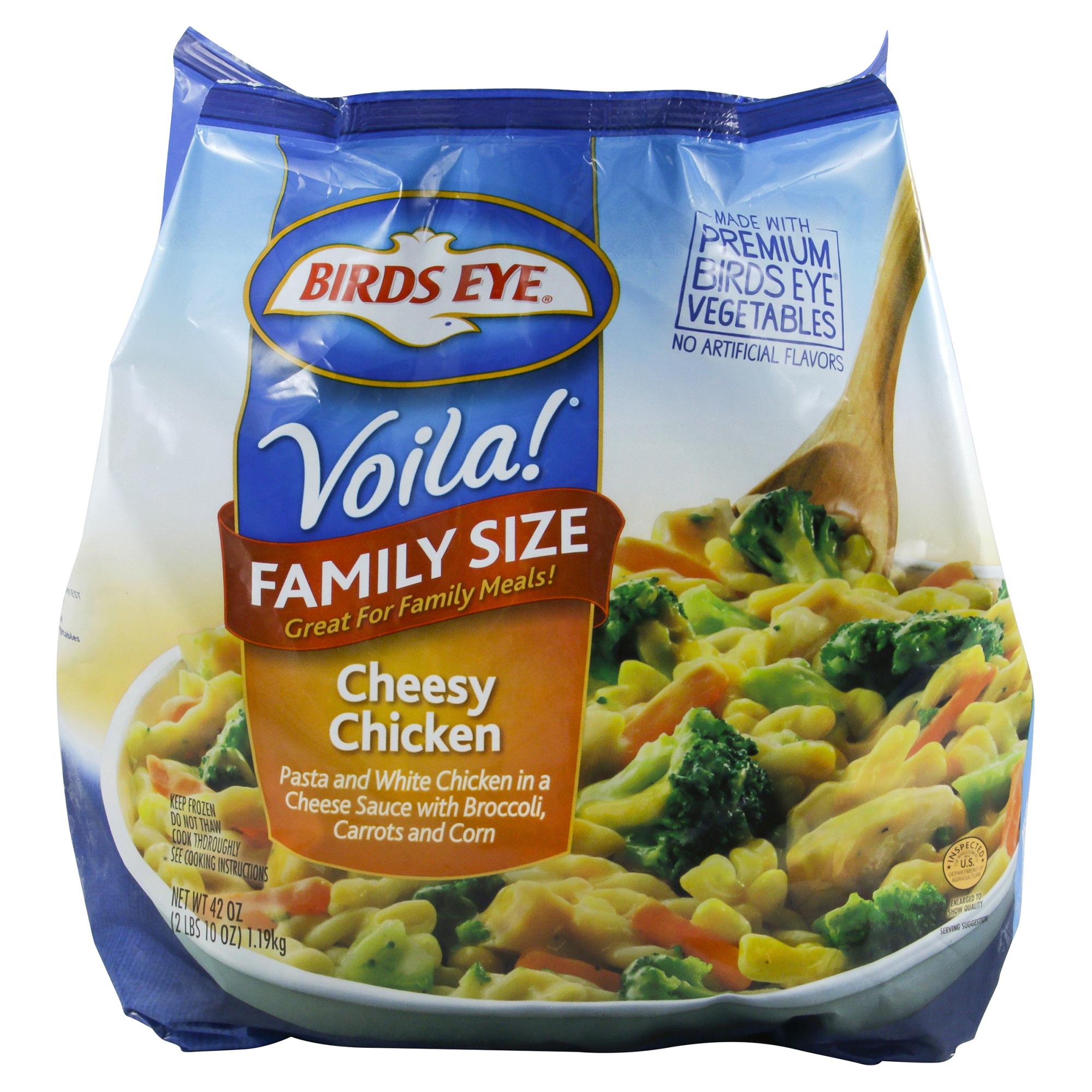 Birds Eye Voila Family Skillets Cheesy Chicken 42 Oz Bag Meijer Com