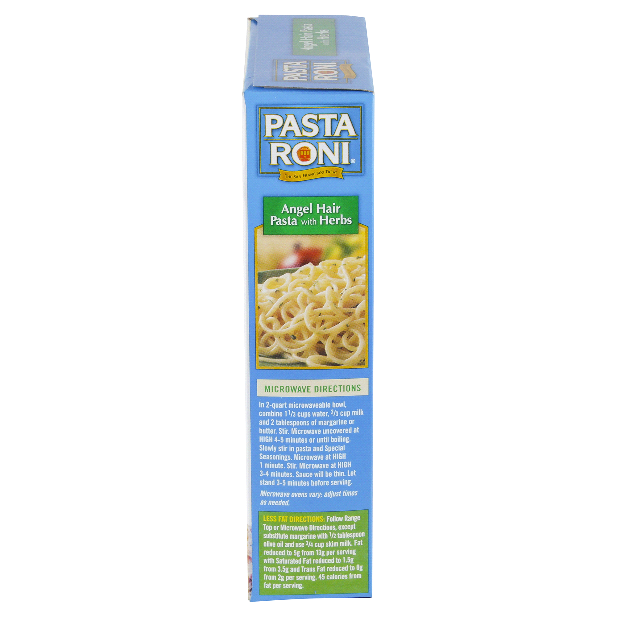 Pasta Roni Angel Hair Pasta With Herbs 4 8 Oz Meijer Com