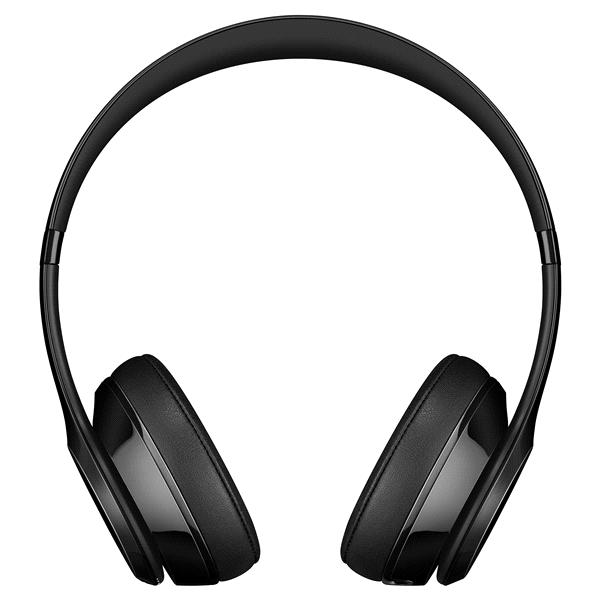 Beats Solo3 Wireless Headphones Black  a6b2a8397cc2