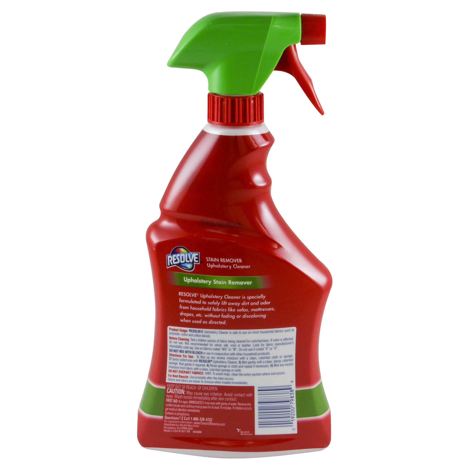 RESOLVE Multi Fabric Cleaner 22 Oz | Meijer.com