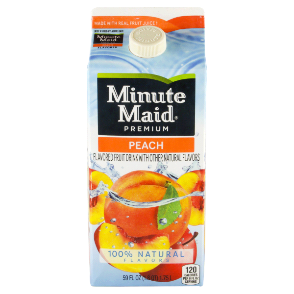 recipe: where to buy minute maid peach [25]