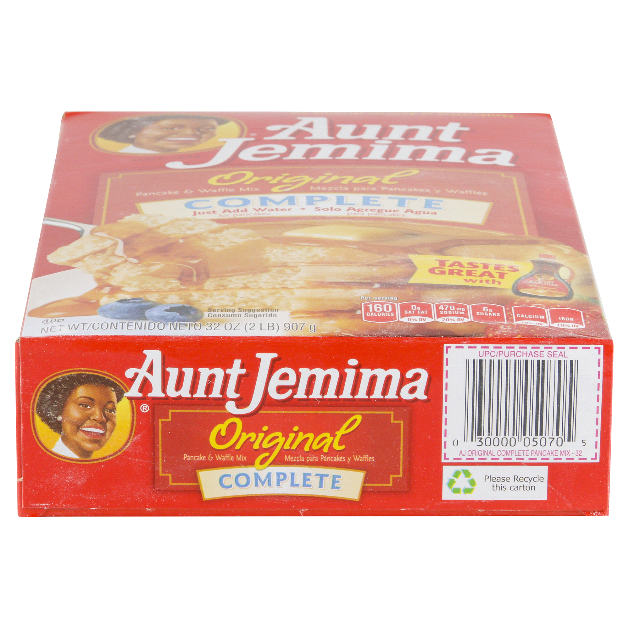 how to make aunt jemima pancakes fluffy