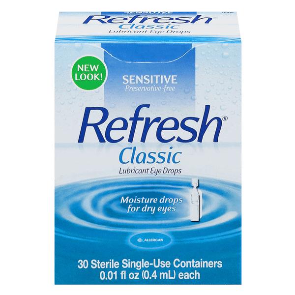 90dfb346931 Refresh Plus® Preservative-Free Lubricant Eye Drops 30 ct