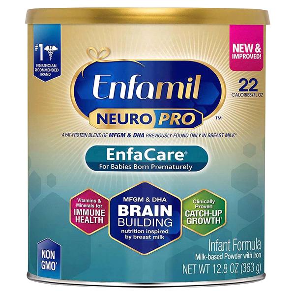 899ae4ee0 Enfamil NeuroPro EnfaCare Powder 12.8 oz