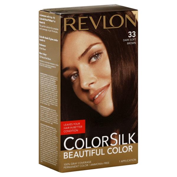 Revlon Color Silk Dark Soft Brown 33 1 Lication
