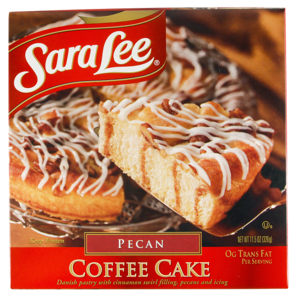 Pecan Danish Coffee Cake Recipe