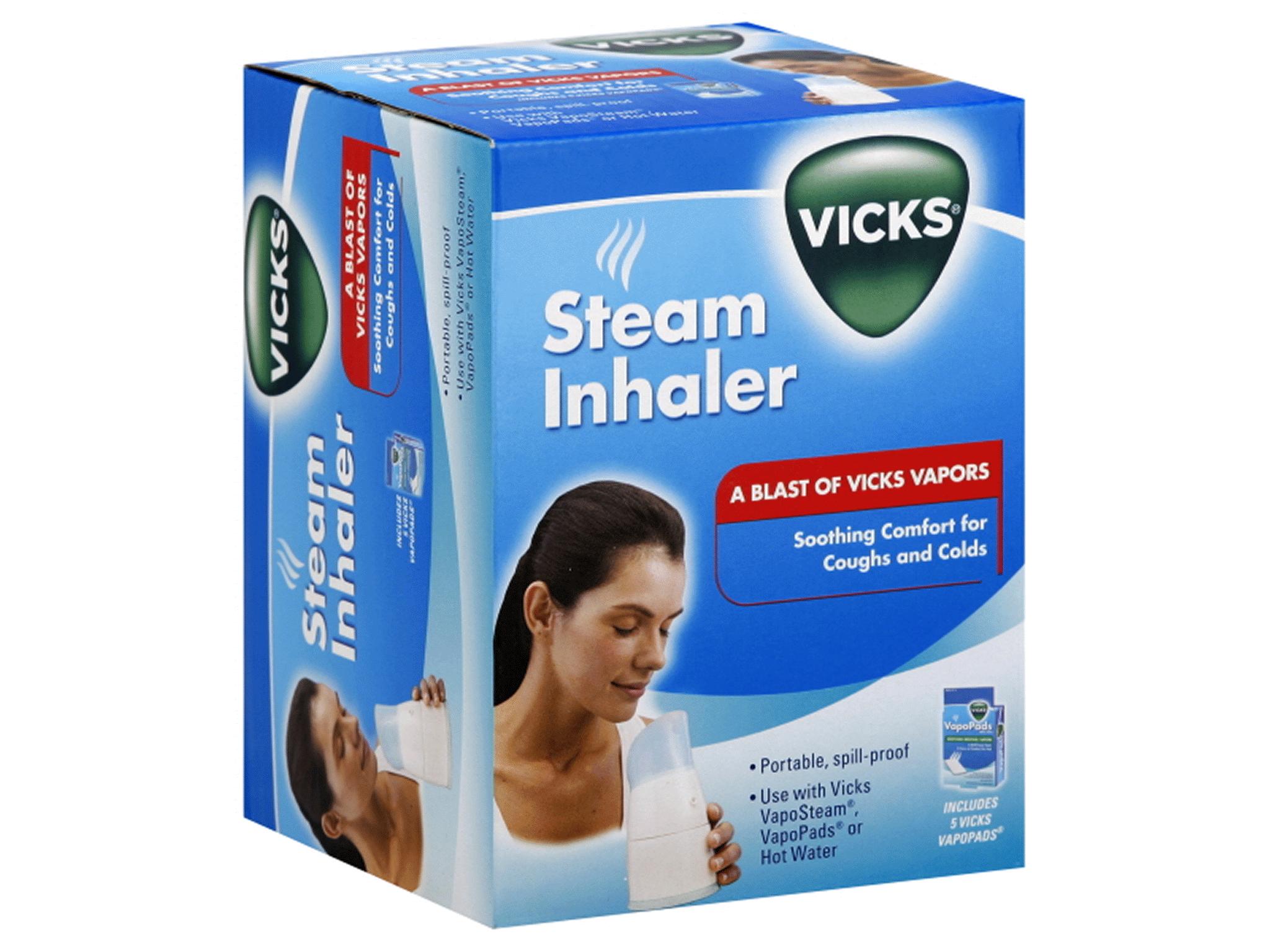 Steam Inhaler for home use