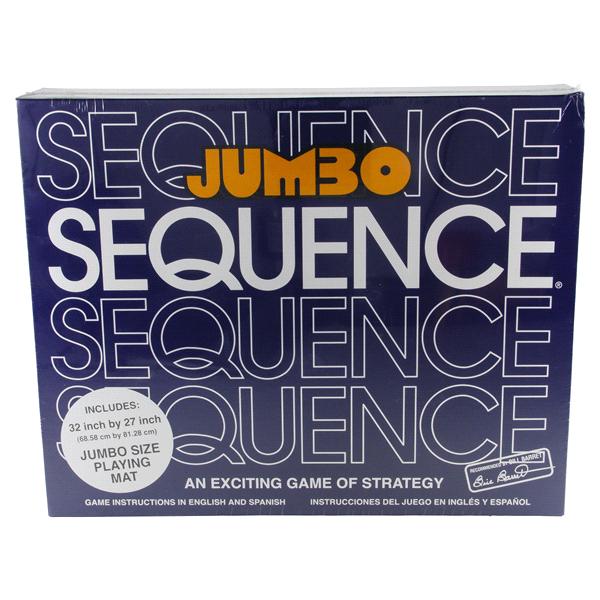 Jumbo Sequence Meijer