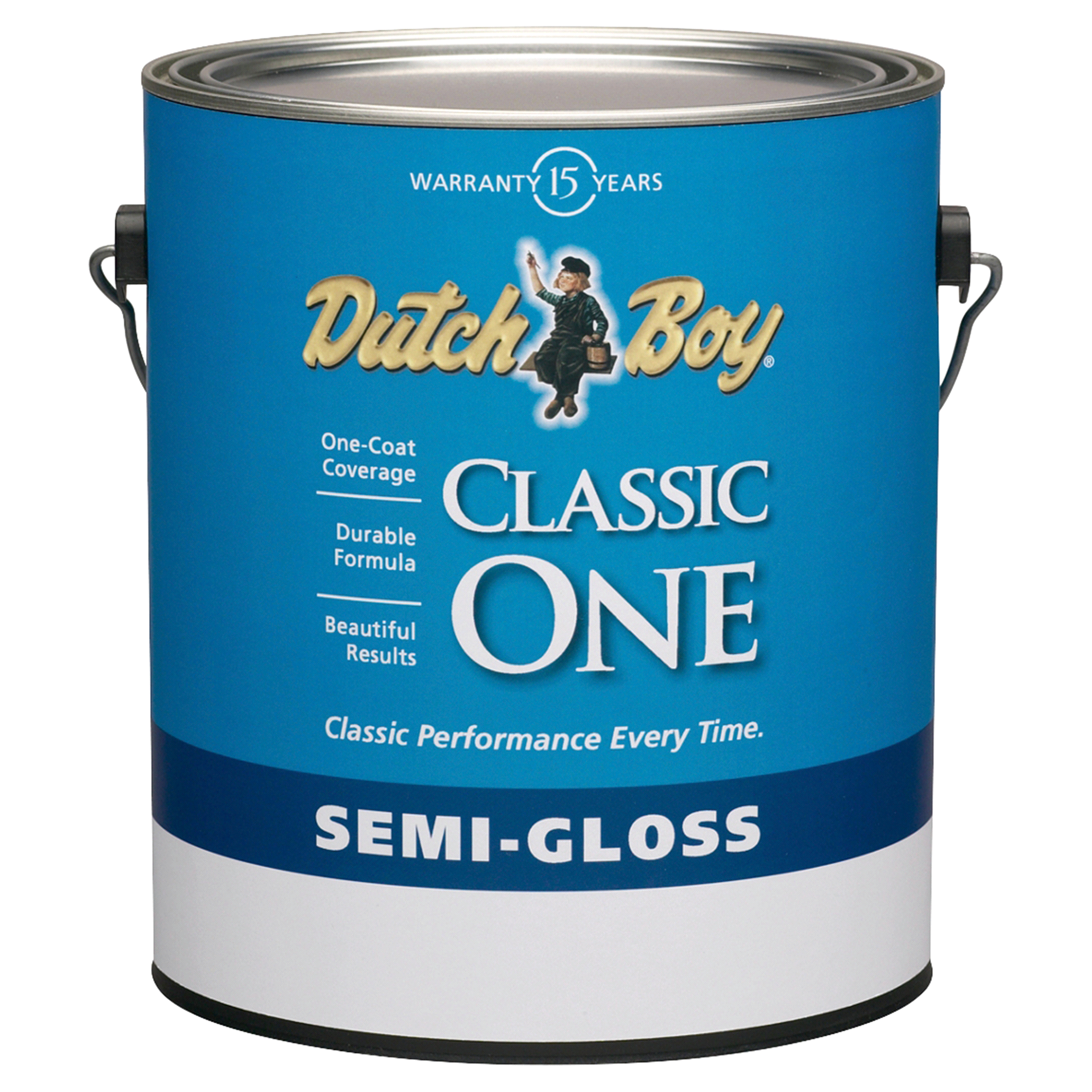 Dutch Boy Classic One Semi-Gloss Gallon White | Meijer.com