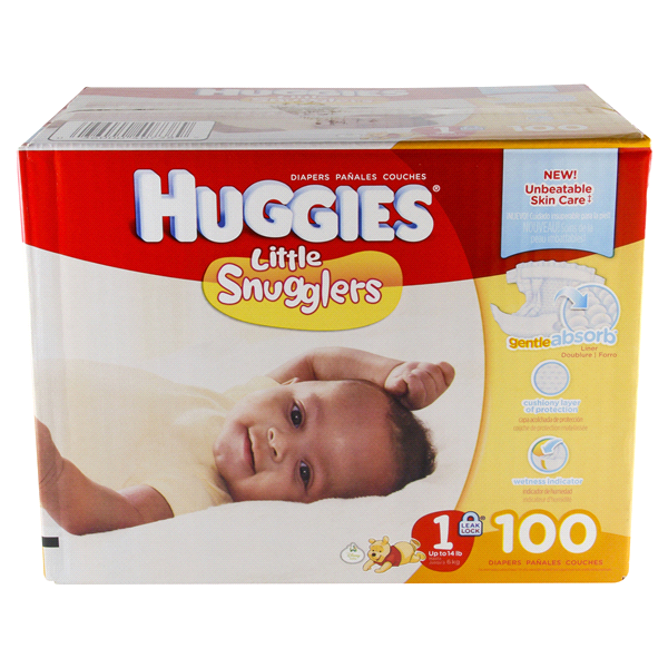 Little Tug Diapers