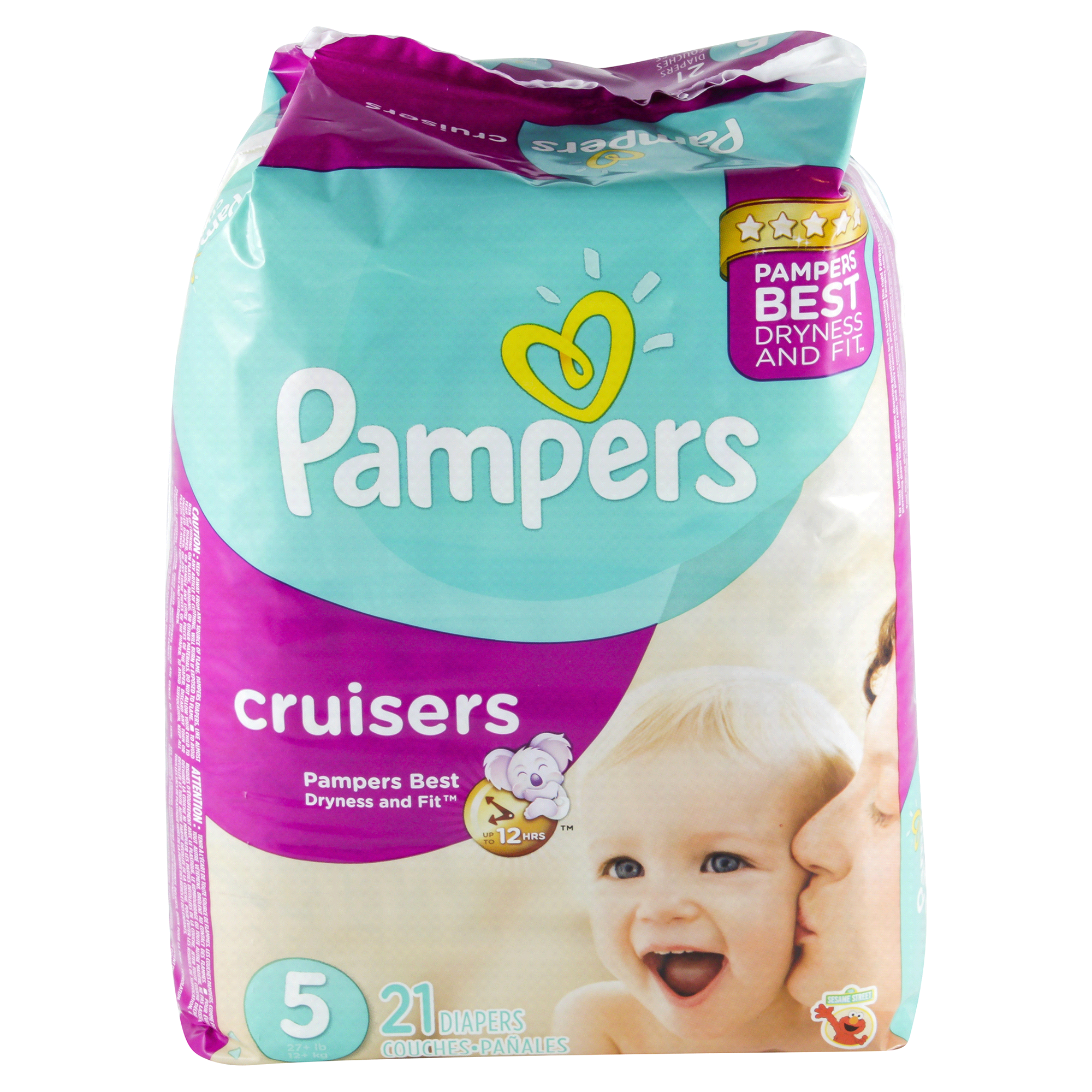Pampers super pack cruisers size 5 21 ct meijer nvjuhfo Image collections