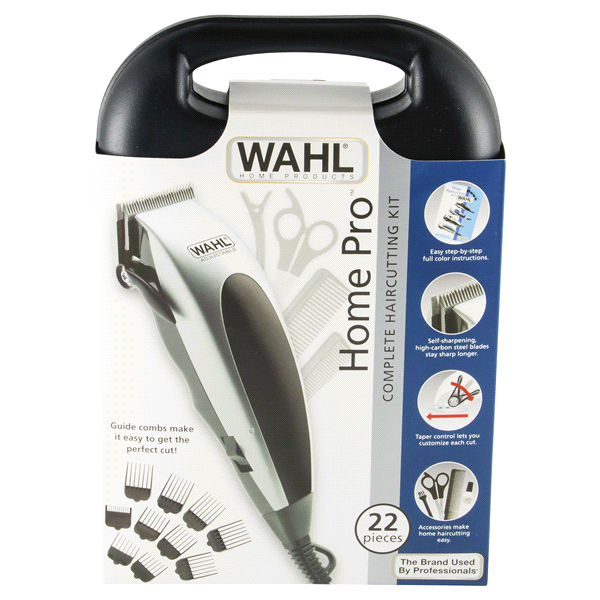 Wahl Home Pro 22 Pc Hair Clipper Kit