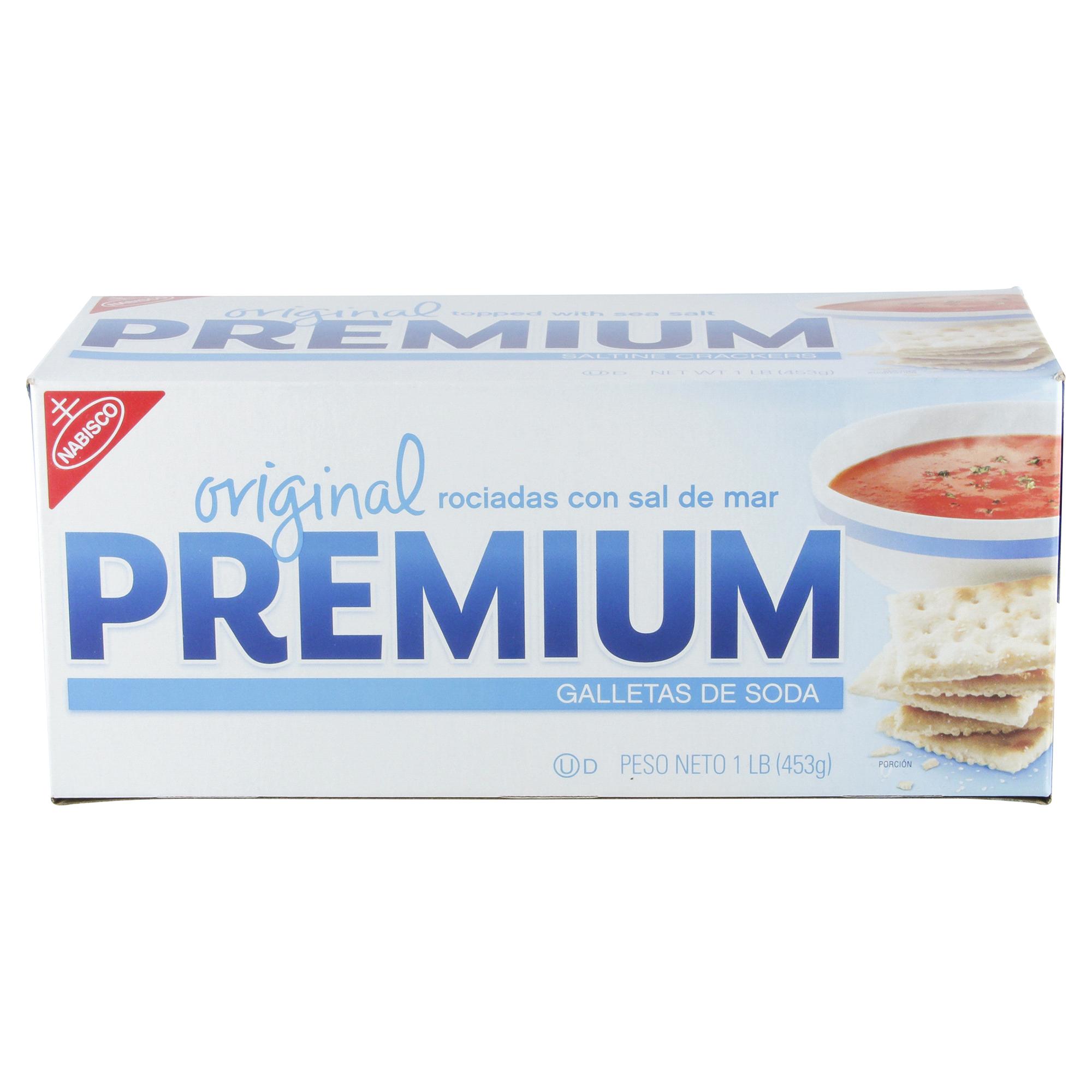 Nabisco Premium Saltine 16 oz
