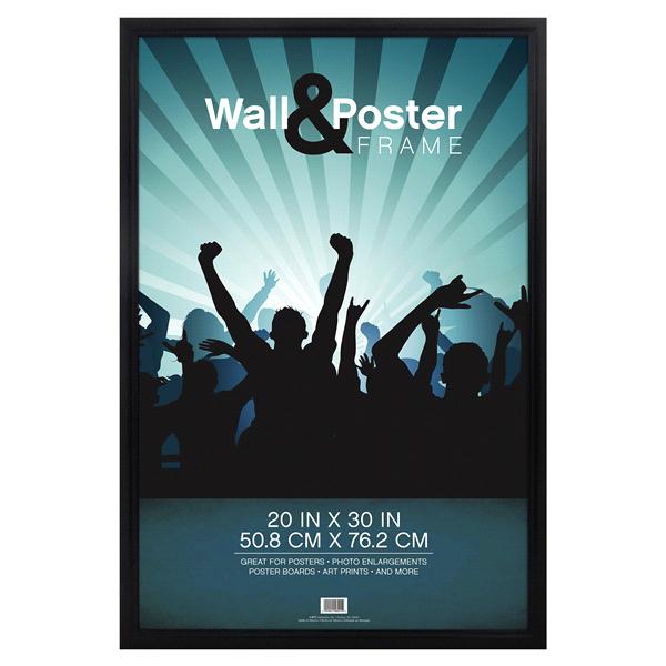 MCS Townsend Poster Frame - Black - 20 x 30 | Meijer.com