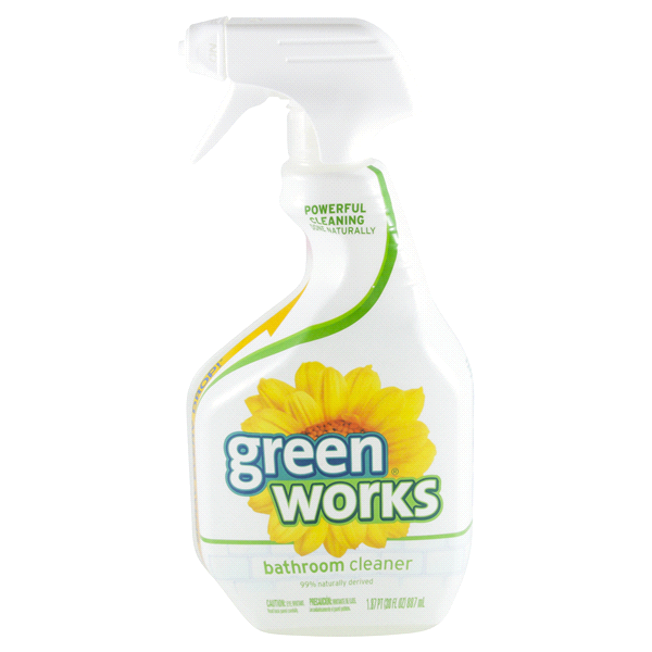Green Works® Bathroom Cleaner Spray 30oz