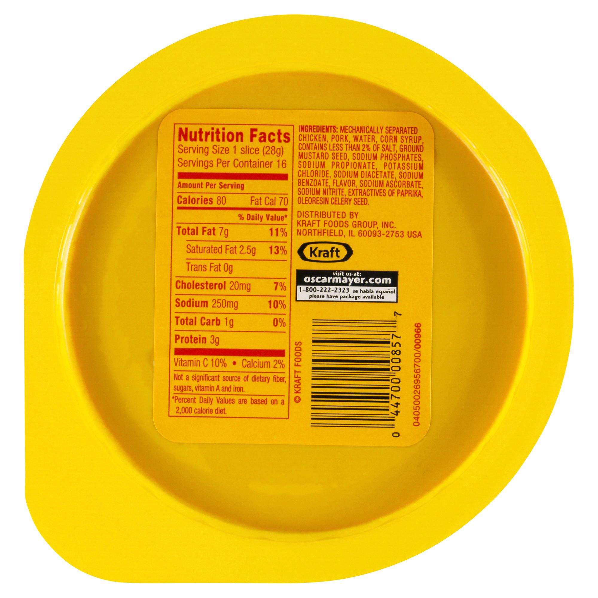 AC9CD40C E10E 11DF A102 FEFD45A4D471 besides Popular Chain Restaurants 31 as well 7187154654 additionally 24389658 as well Nutrition Facts Of Chicken Ham. on oscar mayer turkey bologna nutrition
