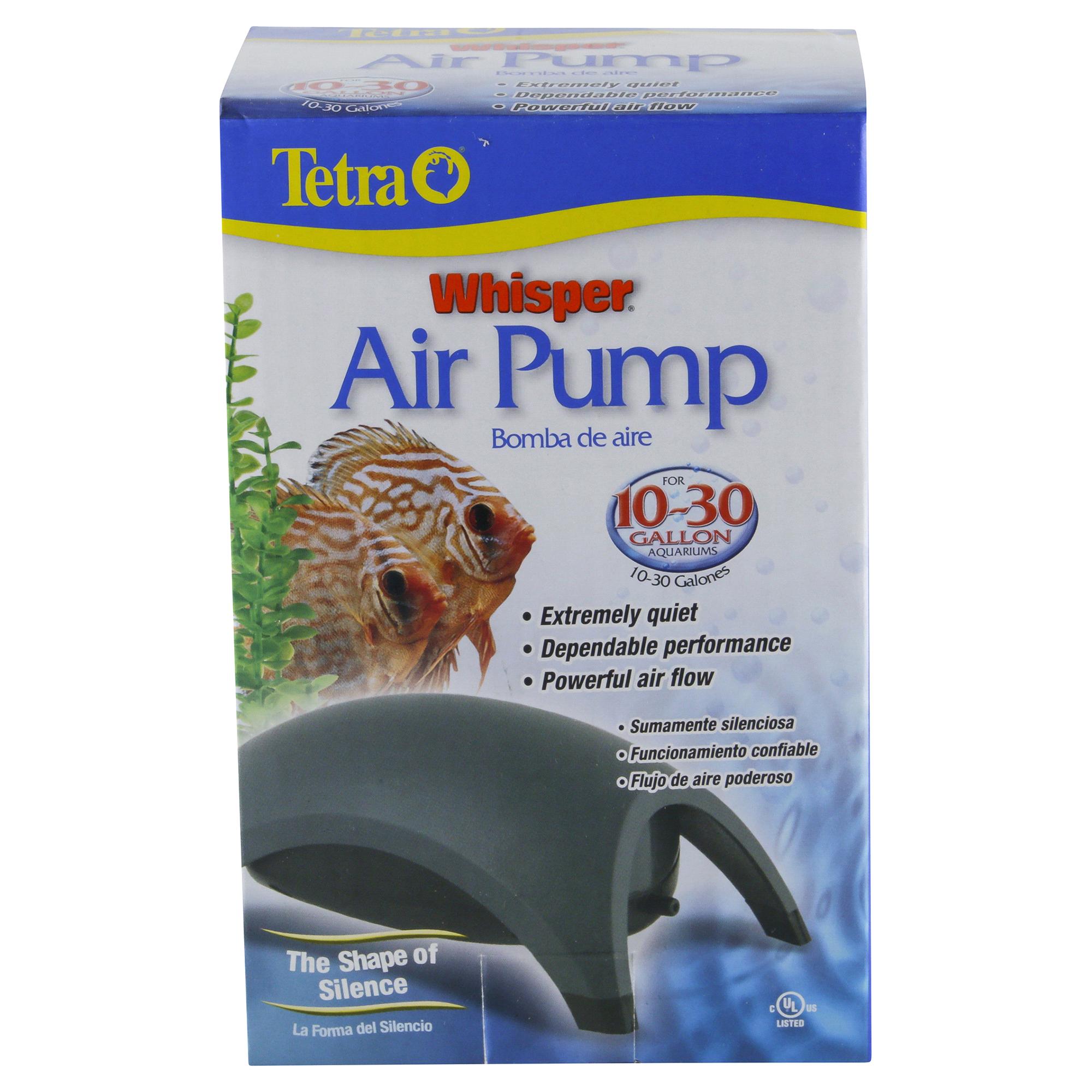 Tetra Whisper Aquarium Air Pump