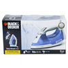 Meijer.com deals on Black and Decker Easy Steam Iron