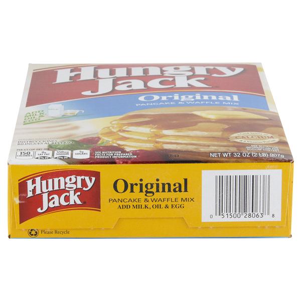 Hungry Jack Original Pancake Mix 32 Oz Meijer