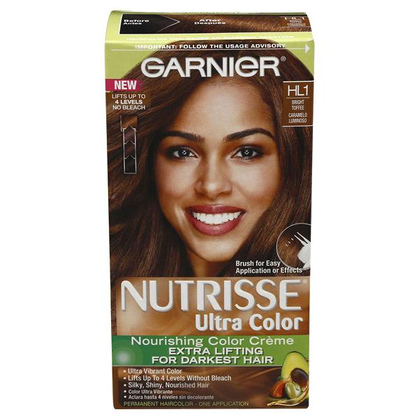 Garnier Nutrisse Ultra Color Hl1 Bright Toffee Meijer