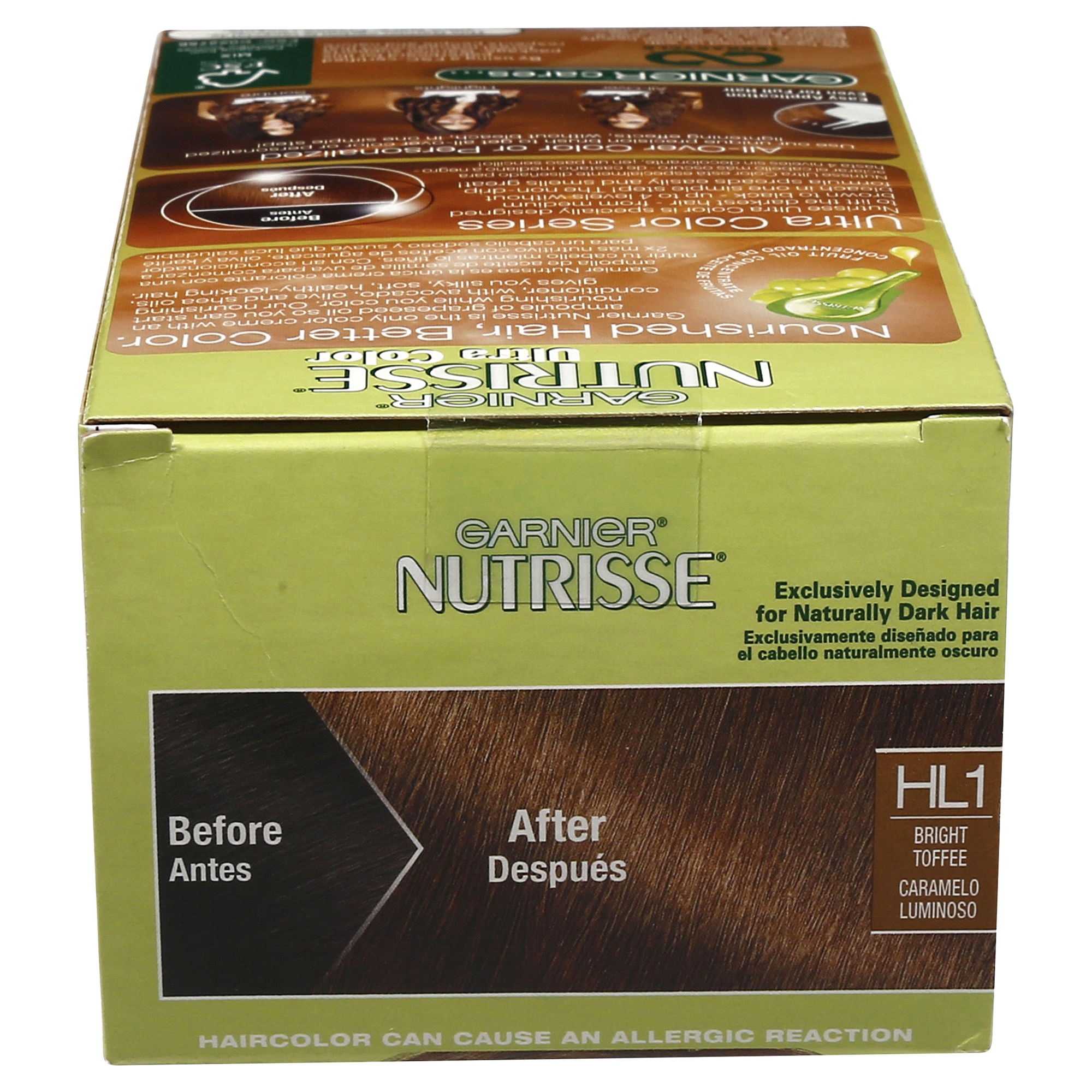 Garnier Nutrisse Ultra Color Hl1 Bright Toffee Meijer