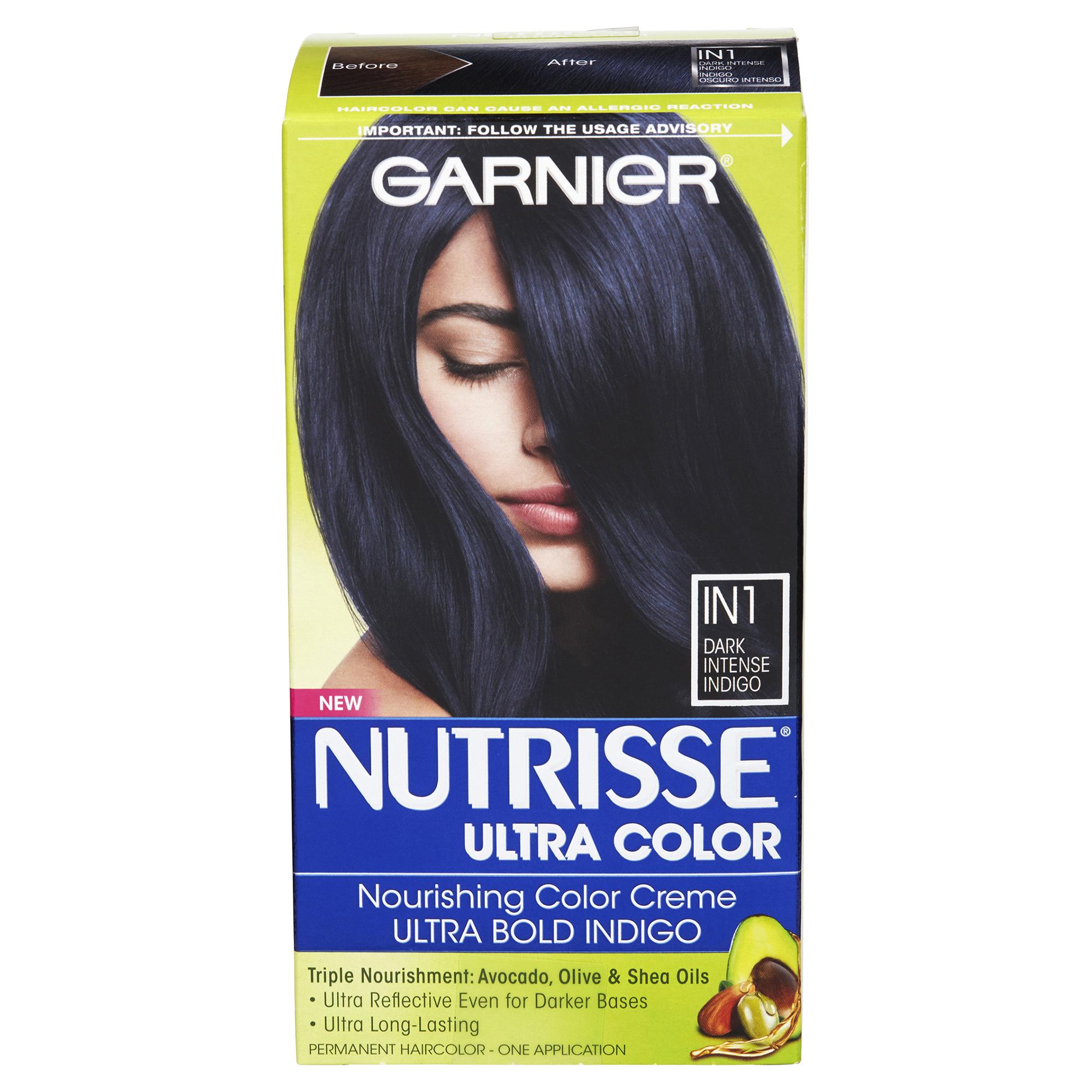 Garnier Nutrisse Ultra Color Creme Dark Intense Indigo In1 Meijer