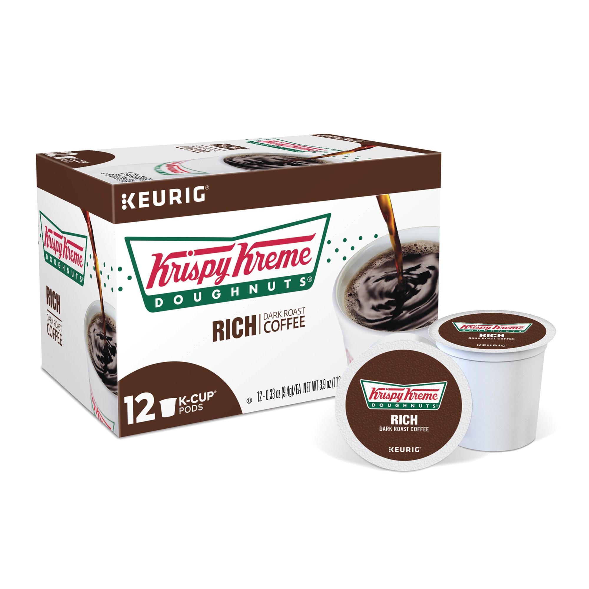 Krispy Kreme Rich K-Cup Pack | Meijer.com