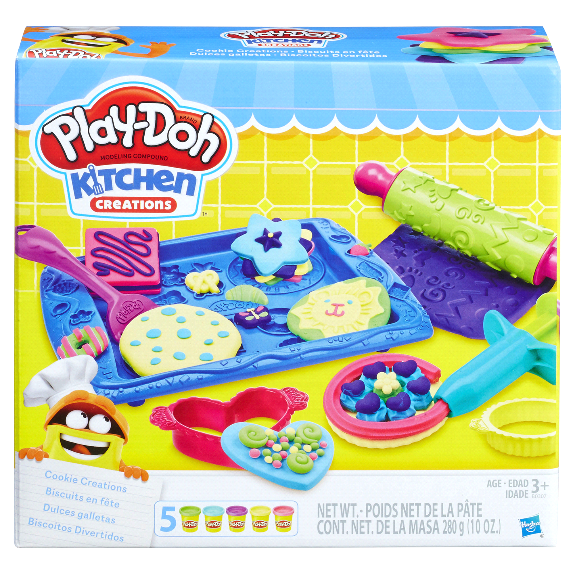 play doh kitchen creations cookie creations meijercom - Kitchen Creations