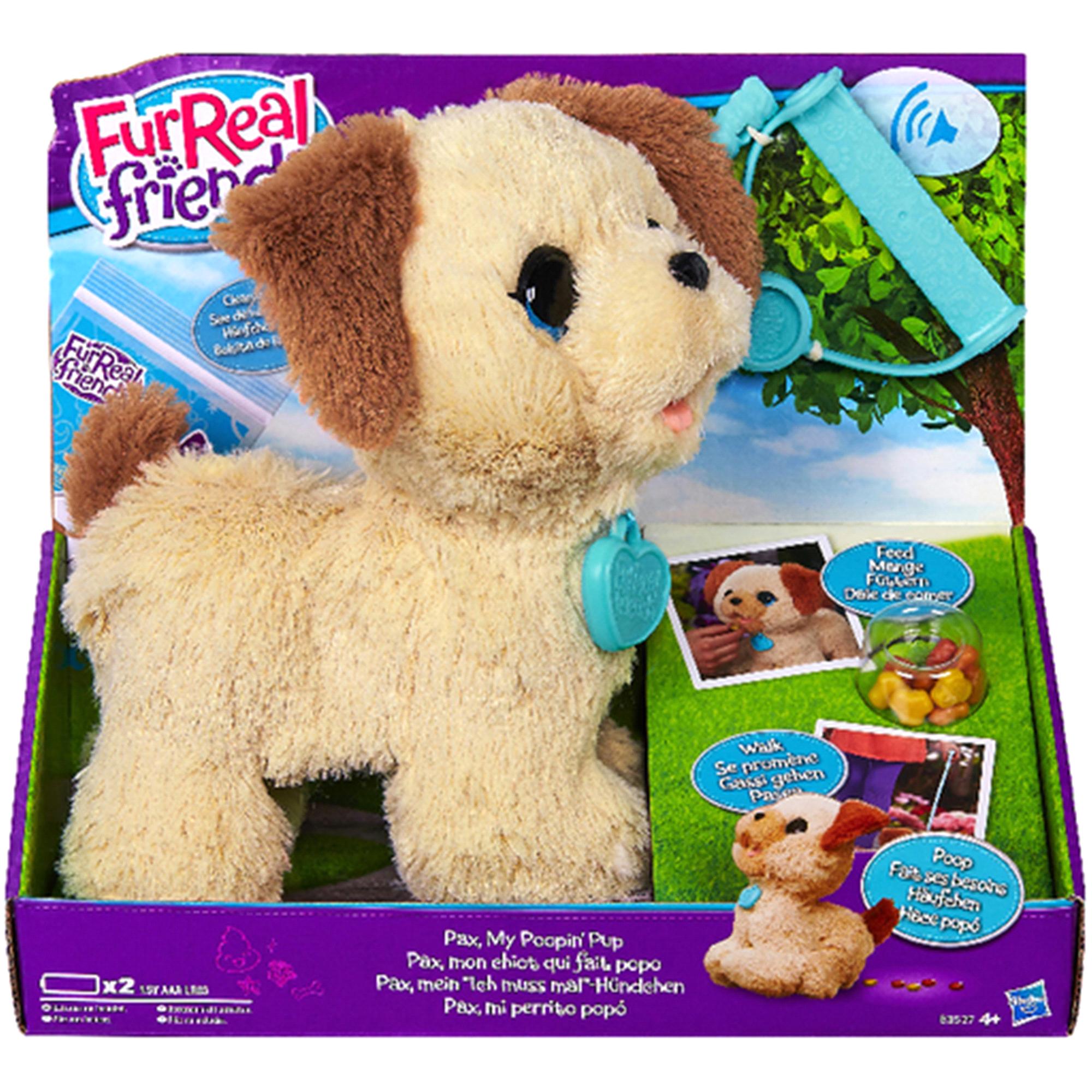 furReal Pax My Poopin Pup | Meijer.com