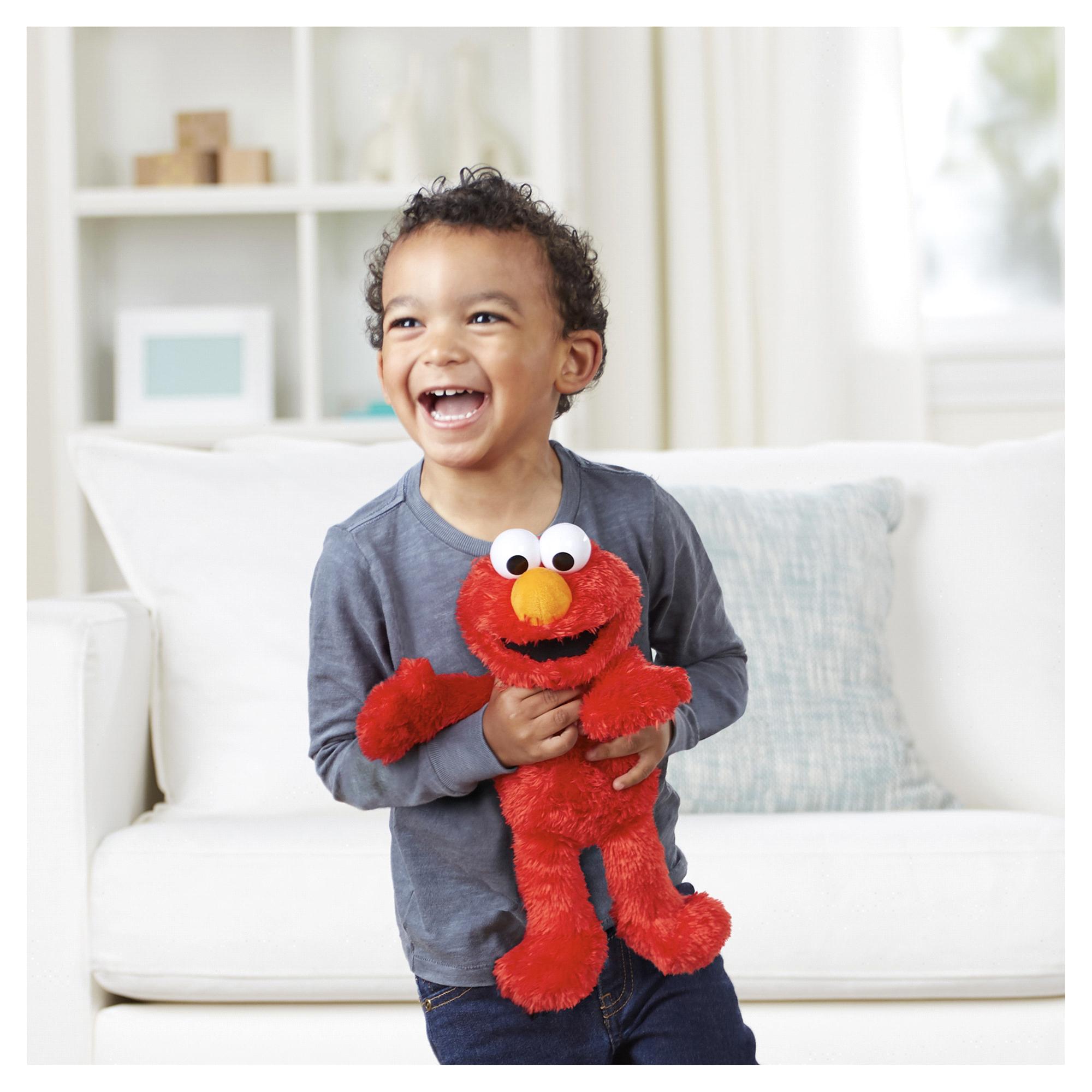 Playskool Friends Sesame Street Tickle Me Elmo Cuddle Pajamas Red The Angry Birds Movie
