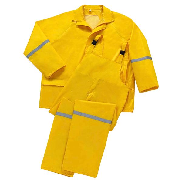 c09d5d84c West Chester PVC Polyester 3-piece Rain Suit - Large
