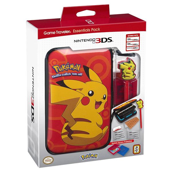 Nintendo 3DS Game Traveler Essentials Pack   Meijer.com