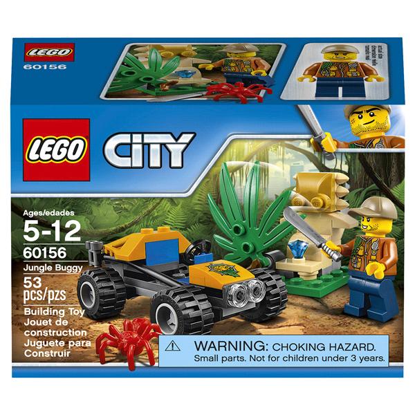 LEGO City Jungle Explorers Jungle Buggy   Meijer.com