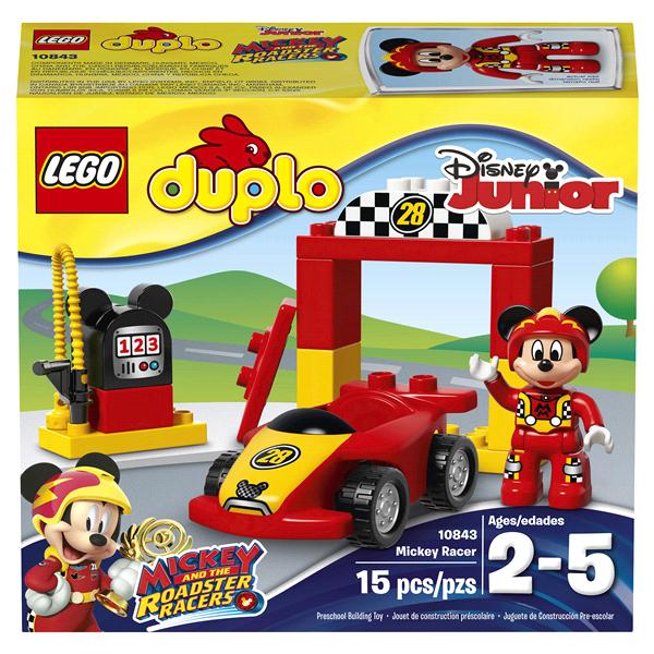 LEGO DUPLO Disney Mickey Racer | Meijer.com