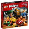 Meijer.com deals on LEGO Juniors Cars Thunder Hollow Crazy 8 Race 10744
