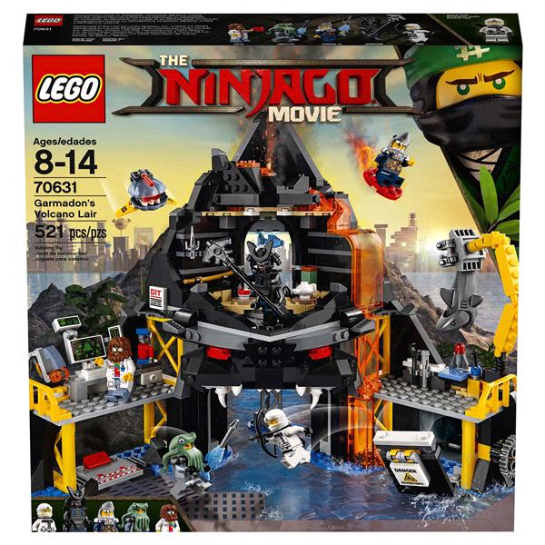 LEGO(R) Ninjago Garmadon s Volcano Lair 70631  90d2149dc