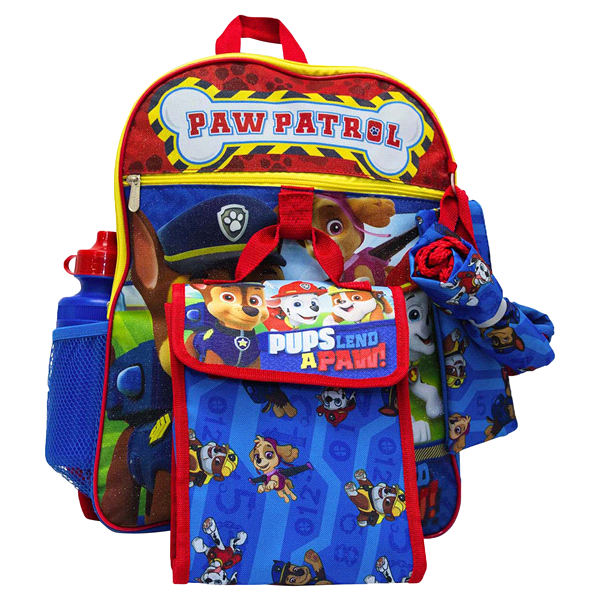 9fb119c33646 Licensed Backpacks