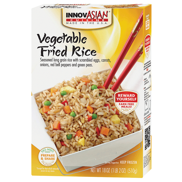 InnovAsian Vegetable Fried