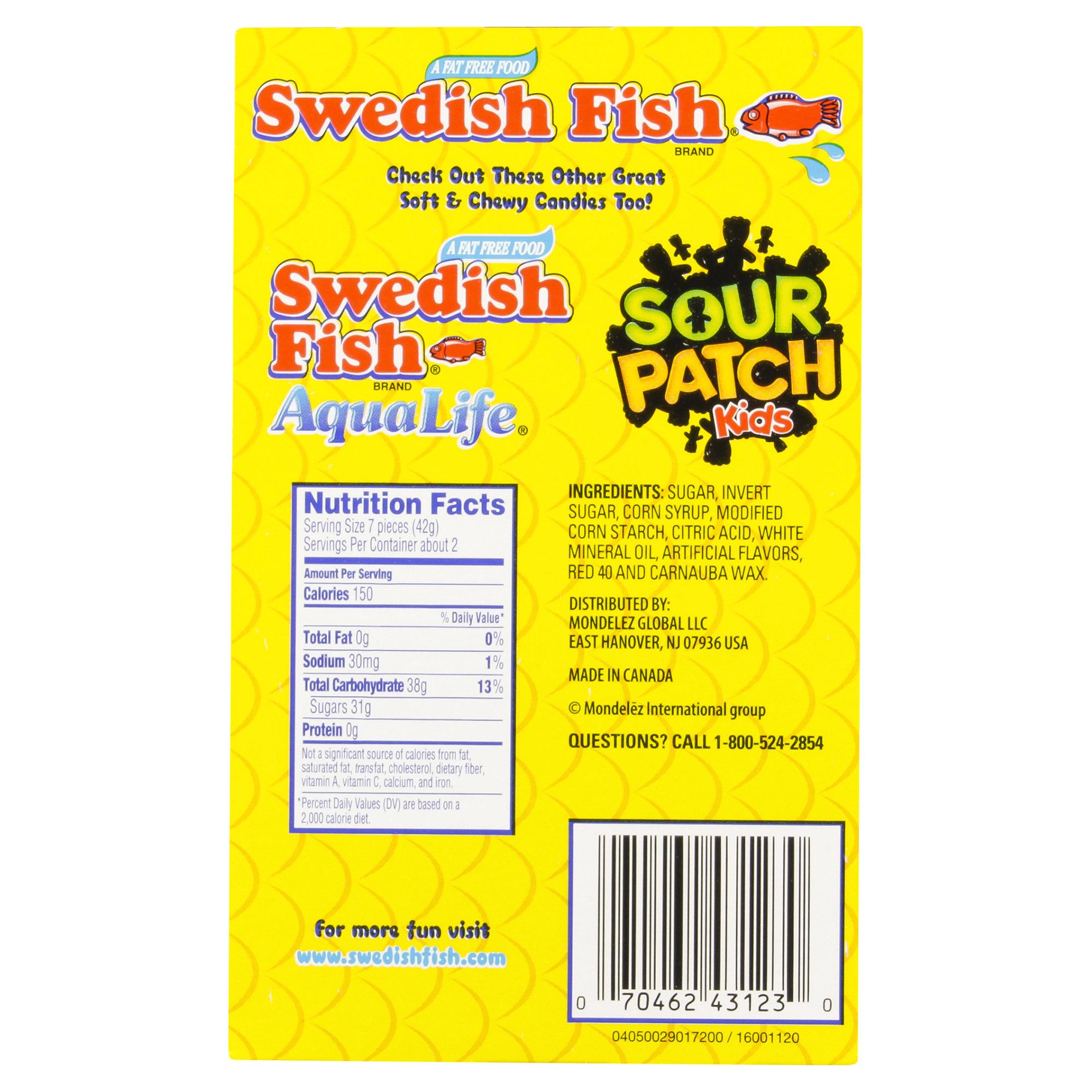 Swedish Fish Theater Box 31 Oz