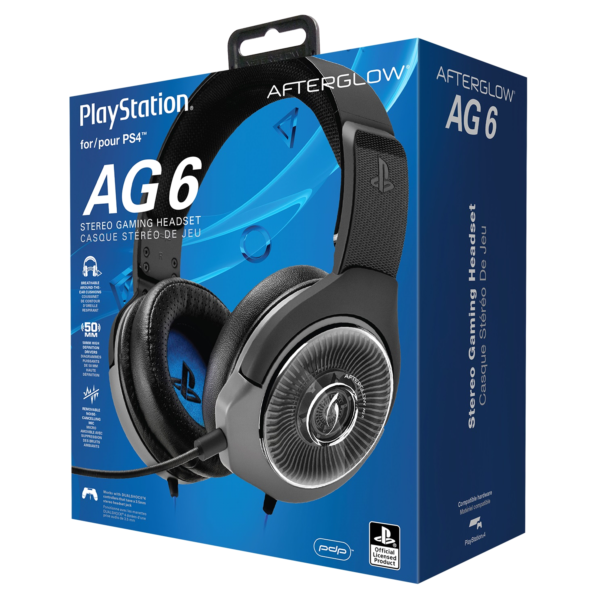 PS4 Afterglow AG 6 Wired Headset  960a46eb7b9b1
