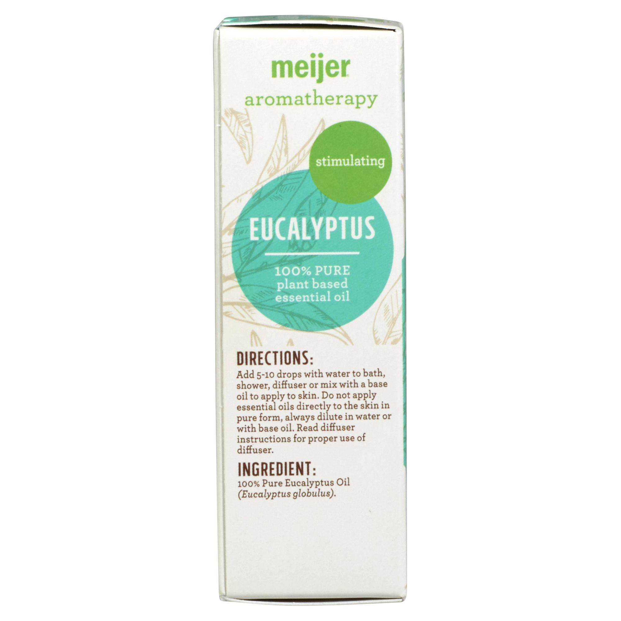 Meijer Eucalyptus Oil 15ml Gieve Hair Conditioner