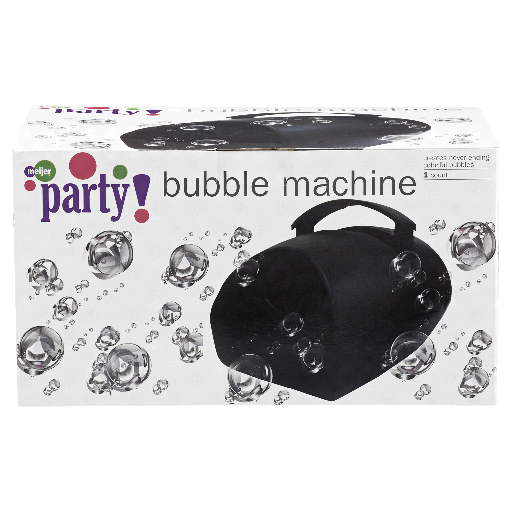 meijer bubble machine meijer com