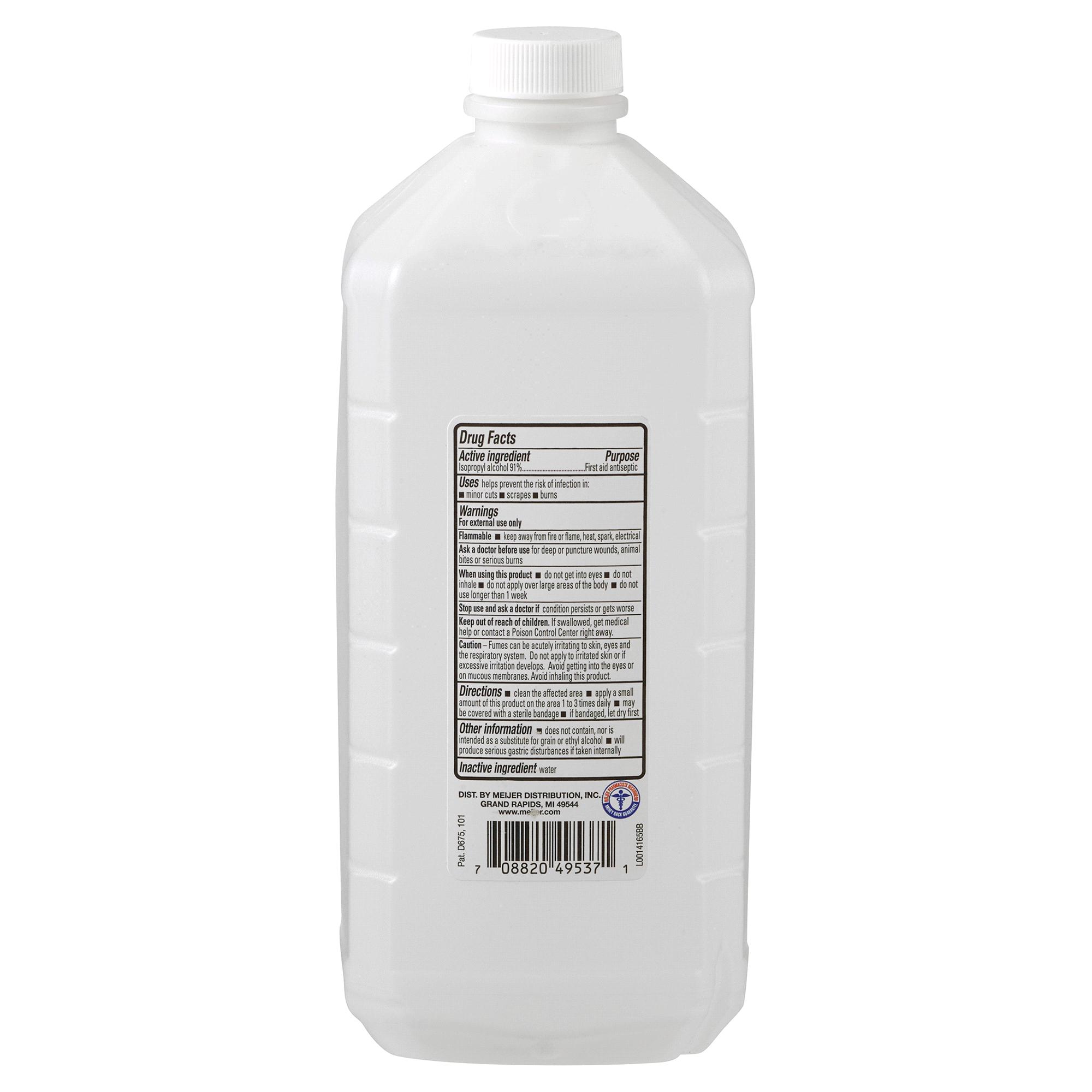 70 Isopropyl Alcohol First Aid Antiseptic 16 Oz Aseptic Gel Alkohol Antiseptik