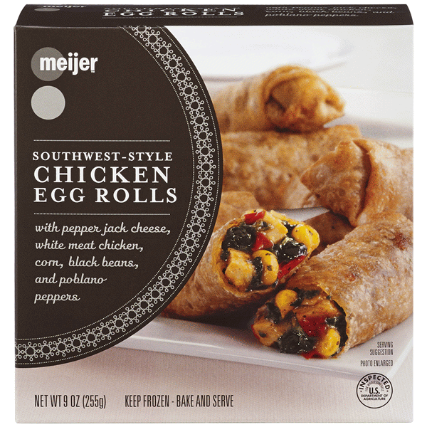 recipe: southwest chicken egg rolls [28]