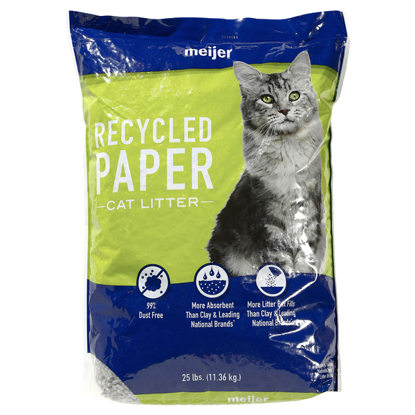 Easy Change Cat Litter